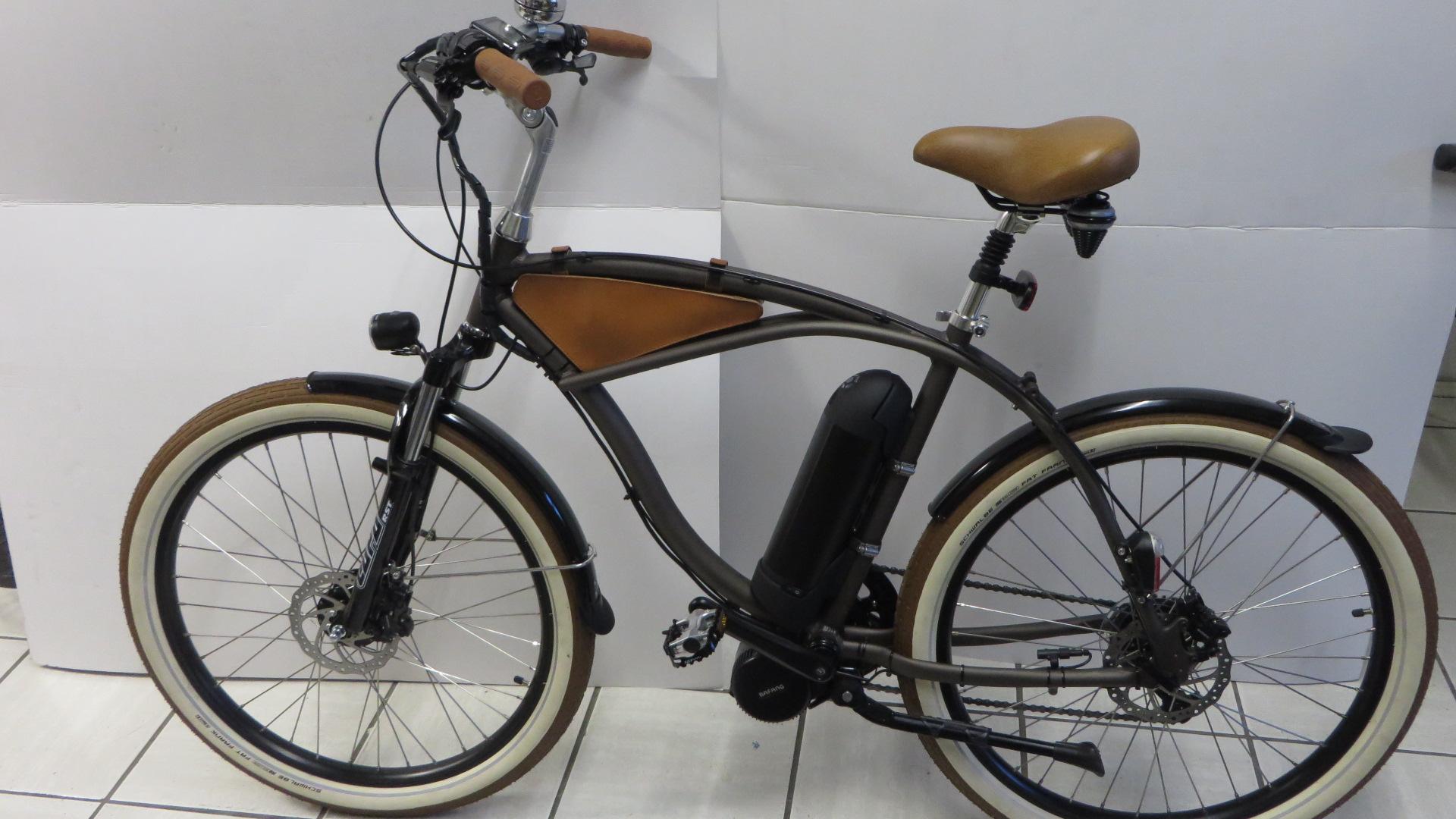 fahrrad umbauen auf e bike